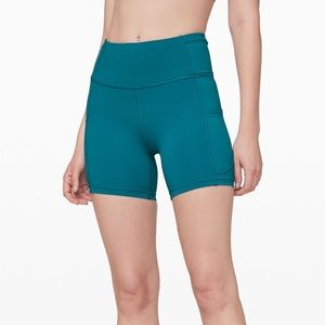 Lululemon Fast and Free Shorts